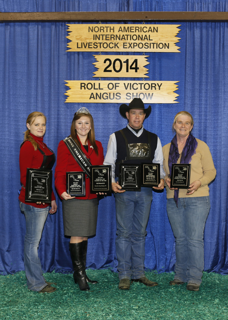 2014 North American International Livestock Exposition