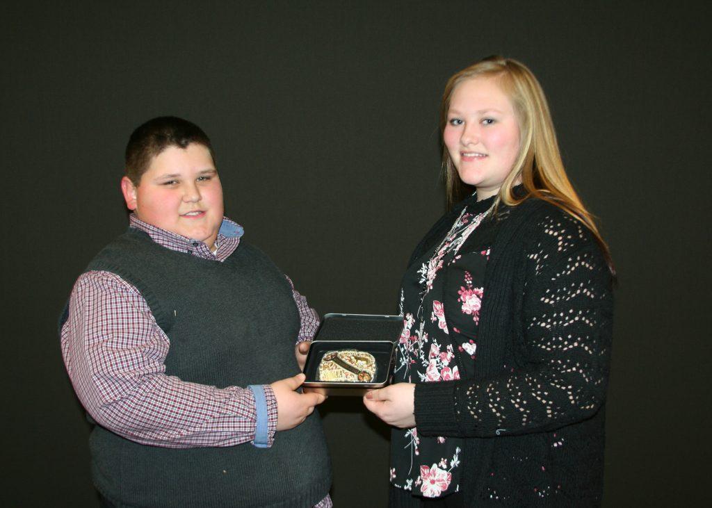 michigan angus outstanding junior member award